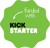 Kickstarter Badge Funded