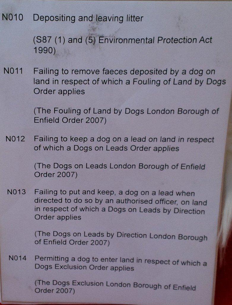 Dog law